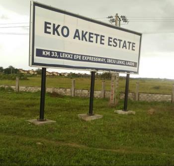51,710 Sqm Land, Eko Akete, Ibeju Lekki, Lagos, Mixed-use Land for Sale