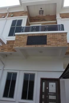 Luxury and Furnished 4 Bedrooms Semi Detached with Bq, Oral Estate, Lekki Phase 2, Lekki, Lagos, Semi-detached Duplex for Rent