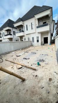 Spacious 4 Bedrooms Semi Detached Duplex, Chevron 2nd Tollgate, Orchid Road, Lekki, Lagos, Semi-detached Duplex for Sale