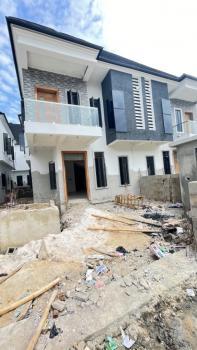 Spacious 4 Bedroom Semi Detached Duplex with Bq, Chevron 2nd Toll Gate Orchid Road, Lekki, Lagos, Semi-detached Duplex for Sale