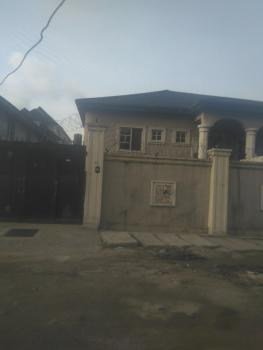 Decent Self Contained Room, Upstairs, Off Emily Akinola, Akoka, Yaba, Lagos, Self Contained (single Rooms) for Rent