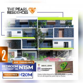 2 Bedroom Flat, Abijo, Lekki, Lagos, Flat / Apartment for Sale
