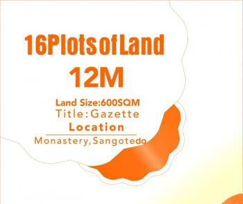 Hottest Land Offer, Off Monastery Road, Behind Novare Mall, Shoprite, Sangotedo, Ajah, Lagos, Mixed-use Land for Sale