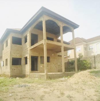 Spacious 4 Bedroom Carcass Duplex, Lokogoma District, Abuja, Detached Duplex for Sale