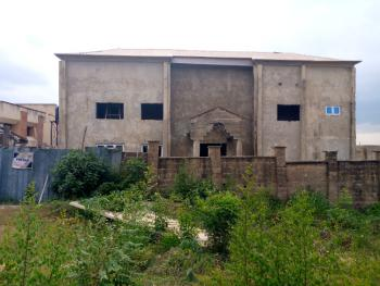 Massive Strategic Uncompleted1000 Sitter Capacity Event Center, Lane 1, Beside Inaolaji House Oluyole Extension, Oluyole, Oyo, Commercial Property for Sale