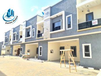 Contemporary 4 Bedroom Terrace, Orchid, Lekki, Lagos, Terraced Duplex for Sale