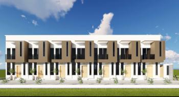 Luxury 2 Bedroom Terrace Serviced Duplex, Peace Estate, Ogidan, Ajah, Lagos, Terraced Duplex for Sale