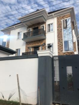 Three Bedroom Flat, Behind World Oil Filling Station, Ilasan, Lekki, Lagos, Flat for Rent