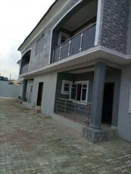 Newly Built 4 Units of 3 Bedroom Flats, Olokonla, Sangotedo, Ajah, Lagos, Flat / Apartment for Sale
