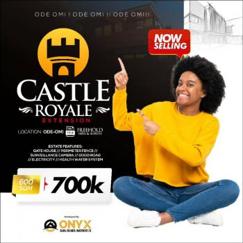 Plots of Land( Castle Royale Extension), Ode Omi, Ibeju Lekki, Lagos, Mixed-use Land for Sale