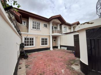 Fantastic 4 Bedroom Terrace House with a Room Bq, Gra Phase 2, Magodo, Lagos, Terraced Duplex for Rent