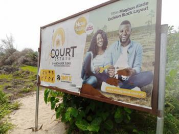 Plots of Land ( Onyx Court), Behined Magbon Alade Grammar School Eleko, Ibeju Lekki, Lagos, Residential Land for Sale