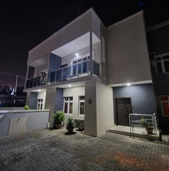 Luxury 4 Bedroom Semi Detached Duplex, 35 Femi Sule Street, Dideolu Estate, Oniru, Victoria Island (vi), Lagos, House Short Let
