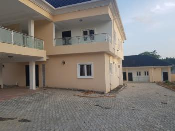 a Brand New 4 Bedrooms Fully Detached Duplex with 2 Units of 2 Bedroom Guest Chalet, Asokoro, Asokoro District, Abuja, Detached Duplex for Sale