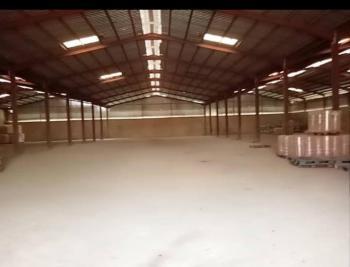 Warehouse on 13 Plots of Land Facing Expresway, By Beachwood Estate Sapati, Ibeju Lekki, Lagos, Warehouse for Sale