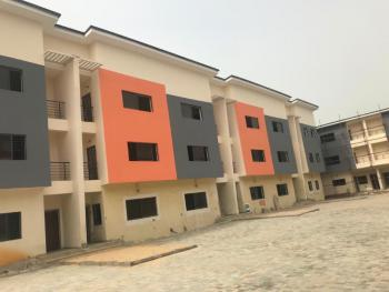 4 Bedroom Terrace Duplex with 24 Hours Power Supply and Bq, Ikate, Lekki, Lagos, Terraced Duplex for Rent