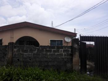 2 Plots of Land with Bungalow, First Unity Estate, By Co-operative, Badore, Ajah, Lagos, Land for Sale