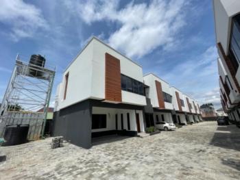 Brand New 3 Bedroom Terraced Duplex, Osapa, Lekki, Lagos, Terraced Duplex for Sale