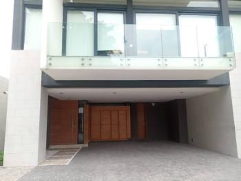 4 Bedroom Townhouse with 2 Rooms Service Quarters, Off Bourdillon Road, Old Ikoyi, Ikoyi, Lagos, Terraced Duplex for Rent
