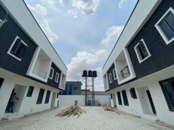 4 Bedroom(all Rooms En-suite) Terrace, Vintage Estate, Sangotedo, Ajah, Lagos, Terraced Duplex for Sale