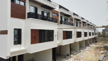 Luxury 4 Bedroom Terrace Duplexes, Chevron Area, Lekki, Lagos, Terraced Duplex for Sale