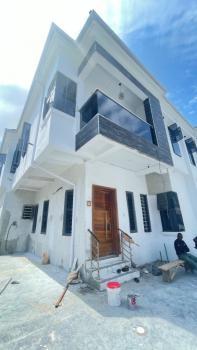 4 Bedrooms Semi Detached Duplex with Bq, Chevron Axis, Lekki, Lagos, Semi-detached Duplex for Sale
