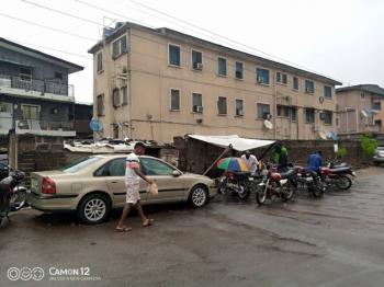 Nice Block of 6 Flats Plus 4  Bedrooms Duplex, Off Masha Road, Surulere, Lagos, Block of Flats for Sale