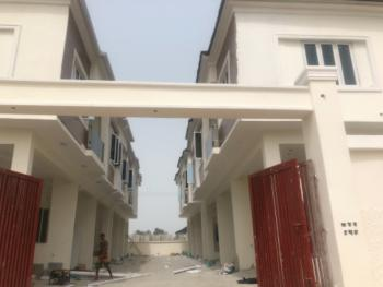 Fully Finished Luxury 3 Bedrooms Terraced Duplexes, Off Plan Prices, Orchid Road, By Chevron Tollgate, Lekki, Lagos, Terraced Duplex for Sale