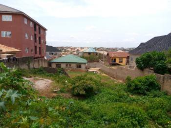 Strategic Fenced Full Plot of Land in an Estate, Lane 2, Ajinde Road 3, Near Ire Akari Estate, Off Akala Express, Oluyole, Oyo, Residential Land for Sale
