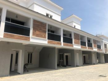 Fully Finished & Ready to Move in 3 Bedroom Terraced Duplex with a Bq, Orchid Road, By Chevron Tollgate, Lekki, Lagos, Terraced Duplex for Sale