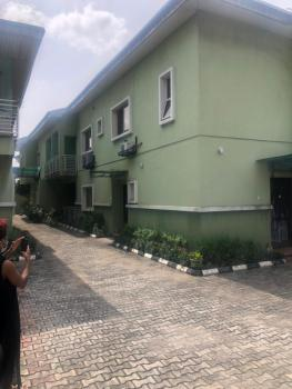 Well Maintained Spacious 3 Bedrooms Flat in a Close, Behind Farm City, Off Admiralty, Lekki Phase 1, Lekki, Lagos, Flat for Rent