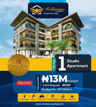 Acquire Luxuriously Designed Studio Apartment, Off Monastery Road, Sangotedo, Ajah, Lagos, Block of Flats for Sale
