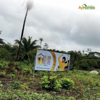 Luxury 100% Dry Land, You Cant Afford to Miss It., Eredo, Epe, Lagos, Mixed-use Land for Sale