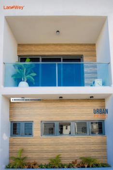 4 Bedrooms Semi - Detached Duplex, Urban Prime Three Phase 2, Abraham Adesanya, Ajah, Lagos, Semi-detached Duplex for Sale