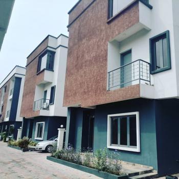 a Tastefully Finished 4 Bedroom Duplex, Ikeja Gra, Ikeja, Lagos, Terraced Duplex for Rent