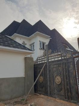 Brand New 4 Bedrooms Duplex with Two Rooms Bq, Duboyi, Abuja, Detached Duplex for Sale
