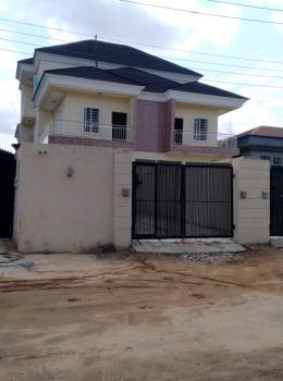 Brand New 5 Bedrooms Semi Detached Duplex with a Pent House, in an Estate Off Adeniyi Jones, Adeniyi Jones, Ikeja, Lagos, Semi-detached Duplex for Sale