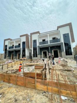 Four Bedroom Semi Detached Duplex with Bq, Chevron, Lekki, Lagos, Semi-detached Duplex for Sale