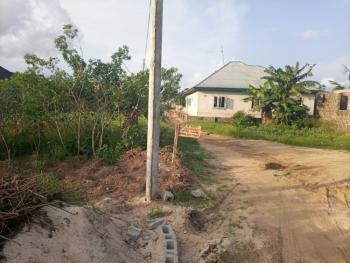 Well Located Table Dry Five and Half Plots of Land, Rumukparali / Uzuoba Road, Port Harcourt, Rivers, Mixed-use Land for Sale