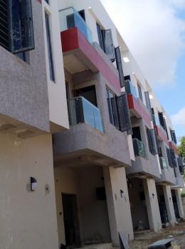 Brand New 4 Bedrooms Terraced Duplex, Adeniyi Jones, Ikeja, Lagos, Terraced Duplex for Sale