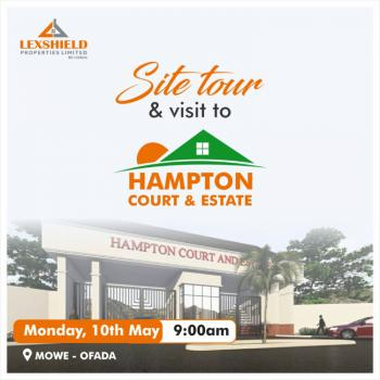 Full Plot of Land, Hampton Court & Estate, Mowe Ofada, Ogun, Residential Land for Sale