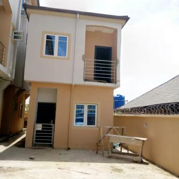 Newly Built Room and Parlour Self Contained with 2 Toilets., Banana Layout Bucknor/ Isheri Bridge, Isolo, Lagos, Mini Flat for Rent