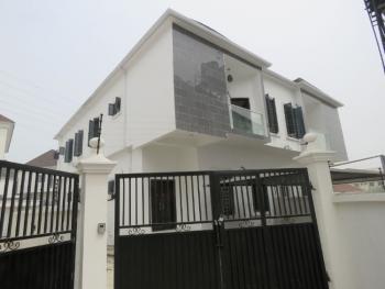 Luxury 4 Bedroom Semi Detached Duplex with a Bq, Chevyview Estate Chevron Drive, Lekki, Lagos, Semi-detached Duplex for Rent
