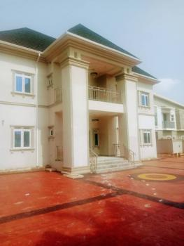 Brand New  6 Bedroom Mansionate , 2bedroom Bq, Sitting on a Land, Wuse Zone 7, Wuse, Abuja, Detached Duplex for Sale