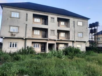 6units of 2 Bedroom Flats  Carcass, Thera Peace Zone Estate Before Shoprite, Sangotedo, Ajah, Lagos, Block of Flats for Sale