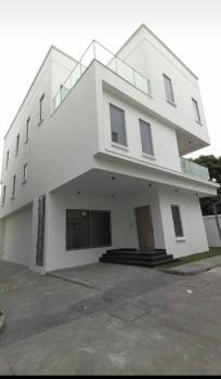 5 Bedroom Detached Duplex + 2 Room Bq., Ikoyi, Lagos, Terraced Duplex for Sale