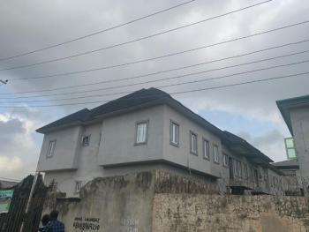 Block of 8 Units of 2 Bedroom Apartment Near Completion, Seaside Estate, Badore, Ajah, Lagos, Block of Flats for Sale