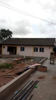 Three Bedrooms Bungalow Set Back, Off Jimoh Street, Egbeda, Alimosho, Lagos, Detached Bungalow for Sale