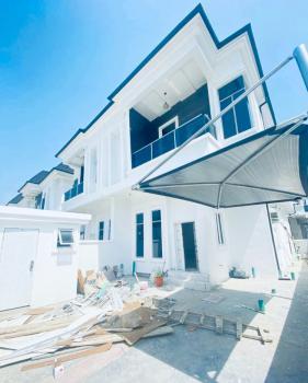 Brand New 4 Bedroom Semidetached Duplex  Plus a Room Bq, Chevron, Lekki, Lagos, Semi-detached Duplex for Rent