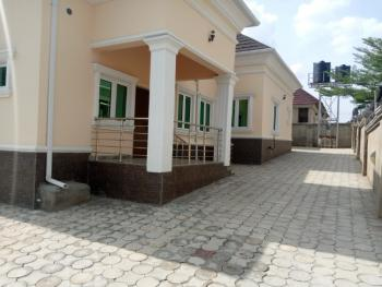 Brand New 5 Bedroom Penthouse Bungalow with Bq, Estate, Gwarinpa, Abuja, Detached Bungalow for Rent